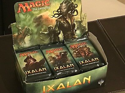 36 Ixalan Boosters | Magic The Gathering | English | New