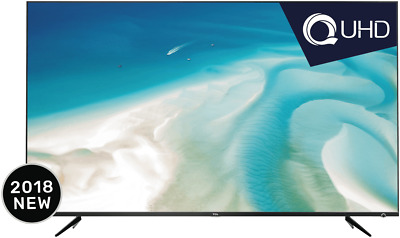 "NEW TCL 55P6US 55""(139cm) UHD LED LCD Smart TV"