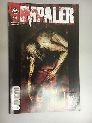 Top Cow Image Comics Impaler #1 Cover A 1st Printing 2008 BN Bagged and Boarded