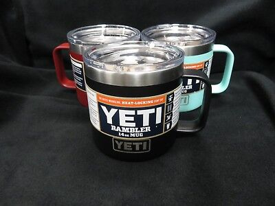 Yeti 14 oz Rambler Mug - Sea Foam Green - Only 1 left