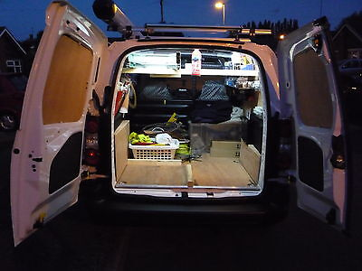 Citroen Berlingo 2 Peugeot Partner 2 Van Rear Interior LED Loading Light Kits