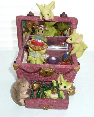 """Pocket Dragon by Real Musgrave """"Toy Box"""" - Limited Edition (1997) - Minty!"""