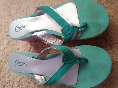 c4be40860d82 PAUL GREEN TRISHA Women s Sandals   Flip Flops Ocean Size 10 M ...