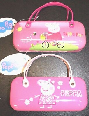 Quality Peppa Pig Glasses Sunglasses Spectacles Specs Case With Handles New