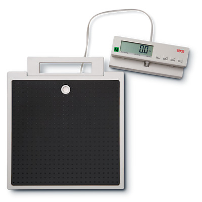 Seca 899 Digital Flat Scale with Remote Cable Display