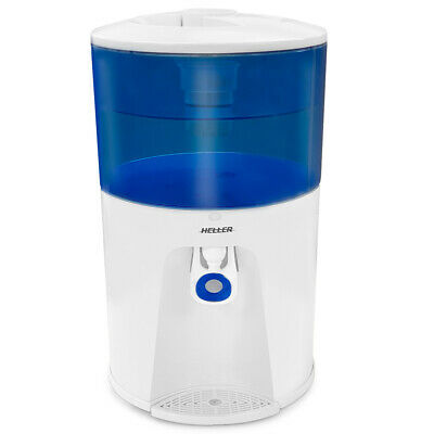 Heller 8.5L Bench Top Water Filter Cooler/Chiller Cooling/Cold Tap
