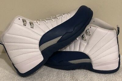 6fb9621a2f0 2015 Nike Air Jordan 12 French Blue Size 11 With Receipt XII Retro  130690-113