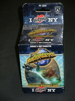 Monsterpocalypse Unit Booster Series 2 I Chomp NY