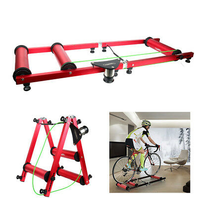 Premium Indoor Bicycle Bike Roller Rollers Trainer Bike Cycling Roller Trainer