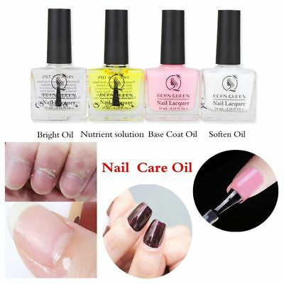 Pro Nail Treatment Oil 10ml Cuticle Nail Care Manicure Treatment Nourish