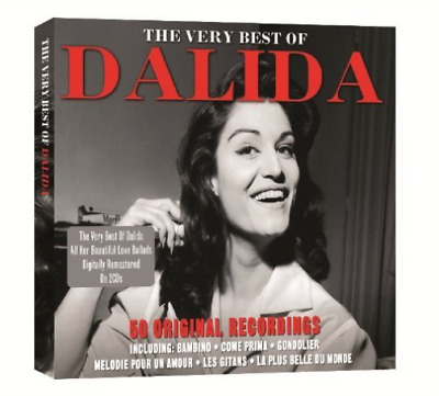 Dalida-The Very Best Of  (US IMPORT)  CD NEW