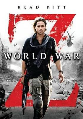 World War Z (Blu-ray Disc/DVD Combo) [Special Collector's Edition]