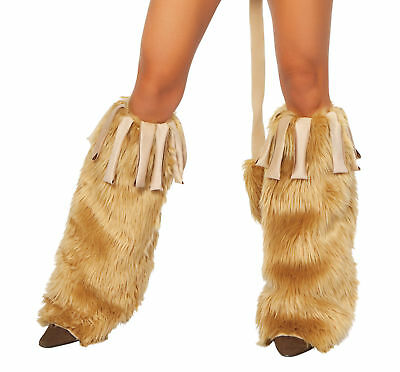 Courageous Lioness Adult Leg Warmer by Roma Costume