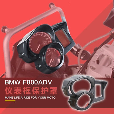For BMW F700GS F800GS/ADV 12-17 Motorcycle Gauges Cover Case Housing Speedometer