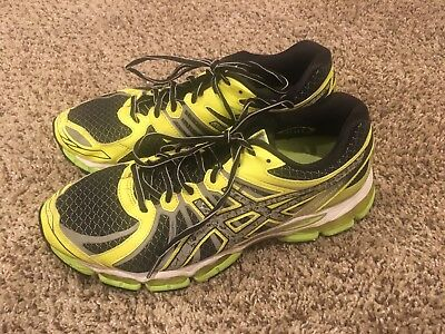 asics mens running shoes size 10