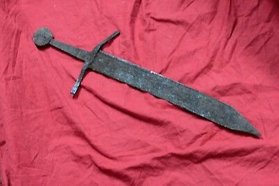 Medieval SWORD around 1400 AD MALCHUS FALCHION very nice item