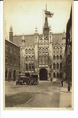 CPA-Carte postale -Royaume Uni - London - The Guidhall -  S965