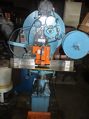 ISP N3B 2 1/2 H STITCHER- Made in 2007
