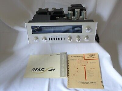 McIntosh MAC1500 tube receiver