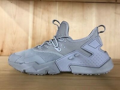 new arrival really cheap price reduced NIKE AIR HUARACHE Drift Wolf Grey White Running Men Size 8.5 ...