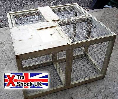 Larsen  Magpie Trap Wooden NEW