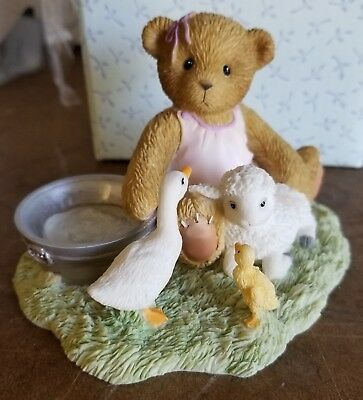 NEW Cherished Teddies - European Exclusive - Keira - 4005244