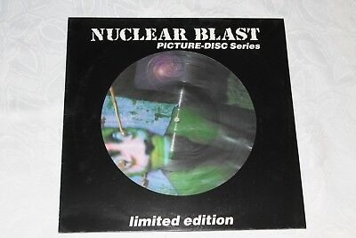 """LP Hypocrisy """"Abducted"""" Nuclear Blast Picture-Disc Series limited edition"""