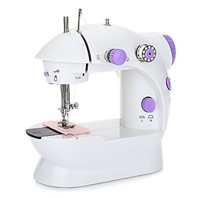 Macchina Da Cucire Mini Sewing Machine Fhsm-201 4 In 1 Portatile