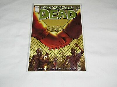 The Walking Dead 1St First Print #21 #22 #23 #24 Image Comics Moore Kirkman