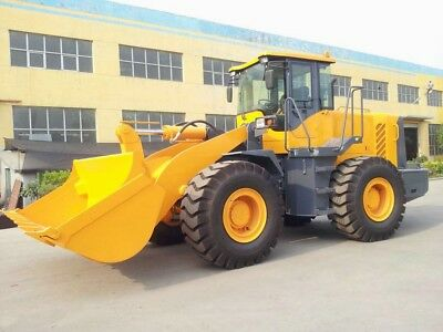 NEW 2018 15 ton wheel loader zl50 (0) hours RUMLIFT (wholesale)