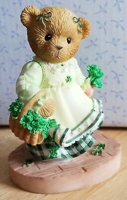 RARE NEW Cherished Teddies - Abbey Press Early Release - 4006779 - Irish