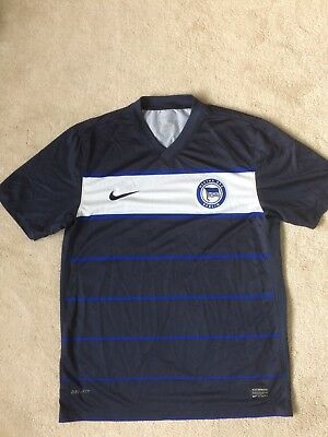Hertha Berlin Training Football Shirt