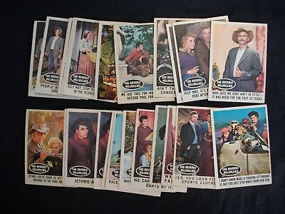 1963 Topps BEVERLY HILLBILLIES cards EX/NMT QUANTITY PICK AS MANY AS YOU NEED