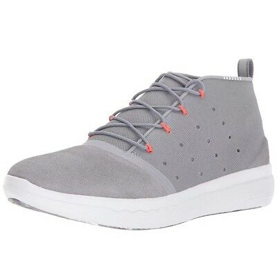 new concept 751cd 1eb02 BRAND NEW MENS UA Under Armour Charged 24/7 Mid Marble Overcast Grey Size 10