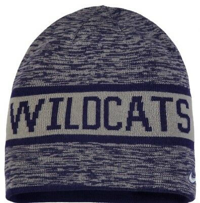 4a6e67874e0 Nike Kansas State Wildcats Reversible Local DNA Beanie Winter Hat NCAA  College