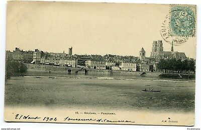 CPA-Carte postale-France -Orléans  Panorama ( CP4079 )