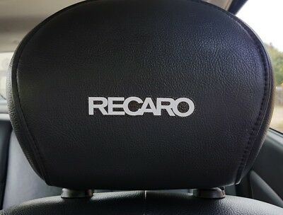 Recaro Sticker Badge Decals For Car Seats | Interior | Mats Audi Ford VW ST RS