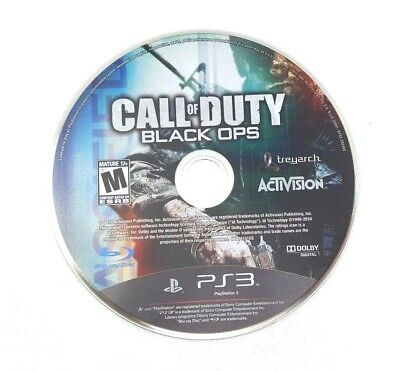 Call of Duty: Black Ops (PlayStation, PS3) - NO CASE !!!
