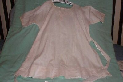 Lovely Antique Child/Very Large Doll Dress