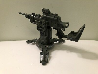 "1982 GI JOE FLAK ATTACK CANNON Vintage Action Figure 3 3/4"" Old Toy"