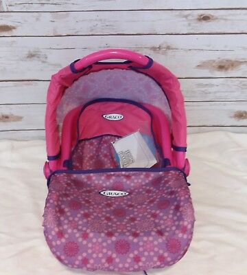 Graco Doll Car Seat Pink Toys R Us Girl Just Like Mom Travel