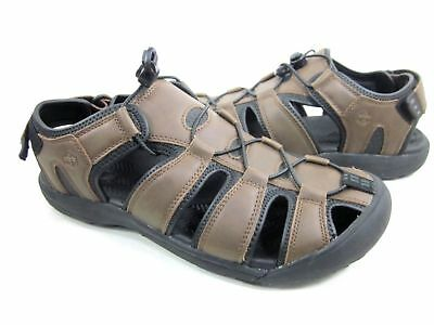 4011e668cd34 KHOMBU SANDALS MEN S Travis Active Sandals Shoes Brown Sz. 9
