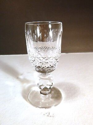 "*VINTAGE* Waterford Crystal COLLEEN (1953-) Cordial Glass 3 1/4"" 1oz"