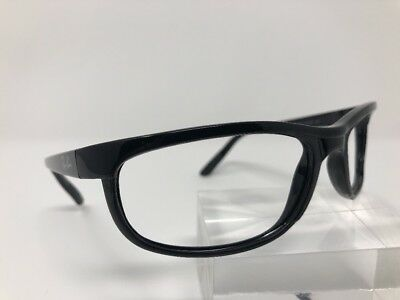 328403b05c8 ... netherlands authentic ray ban predator 2 rb 2027 sunglass frames 601 w1  shiny black l104 1d9fb