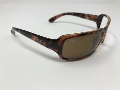 66a94398cca ... italy ray ban rb 4075 642 57 3p rectangle havana frame only sunglasses  4442 340be 718a8