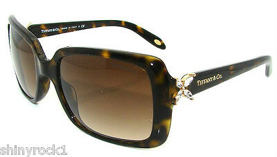 b5a0293cb89 AUTHENTIC TIFFANY   CO. Victoria Rectangular Sunglass TF 4047B - 80153B  NEW   -  199.00