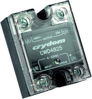 Sensata / Crydom 25 A rms Solid State Relay, Zero Cross, Panel Mount SCR, 280 V