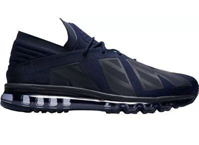MEN'S NIKE AIR MAX FLAIR SE Navy Running Shoes AA4084 400 Size 10.5