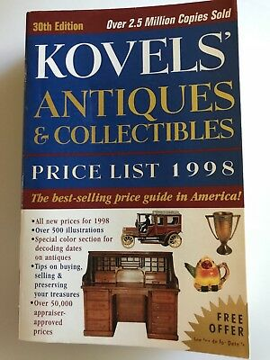antique collectibles and pricing