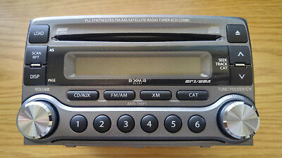 2006 Suzuki Grand Vitara/Aerio RADIO 6 CDs Changer PS-2759D